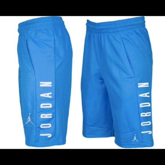 b1816d490460 Jordan Carolina Blue Basketball Shorts Men 3XL New